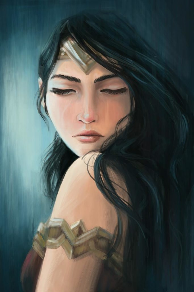 Wonder Woman by Jill Lorraine Turpin
