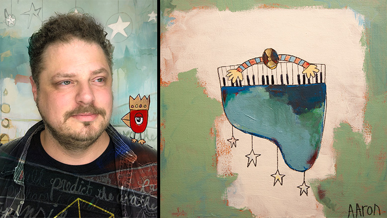 Aaron Grayum - Artist